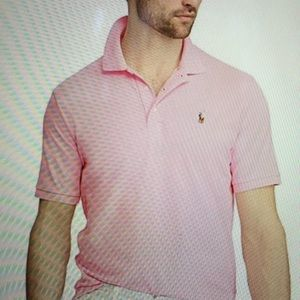 Polo by Ralph Lauren Pink Polo Shirt